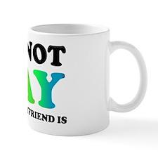 Im not gay Mug
