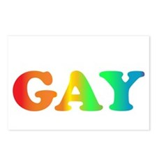 im not gay4 Postcards (Package of 8)