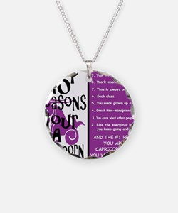 Capricorn6.gif Necklace