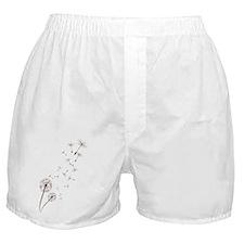 DesignDandelionTrans Boxer Shorts