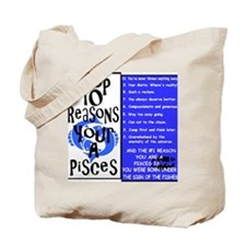 Pisces6 Tote Bag