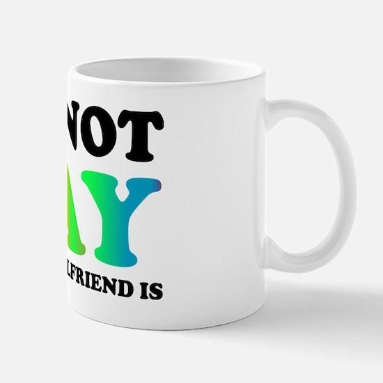Im not gay3 Mug
