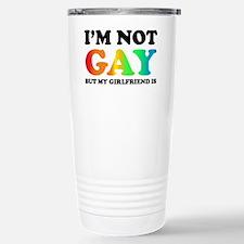 Im not gay3 Travel Mug