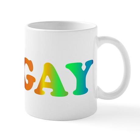 im not gay4 Mug