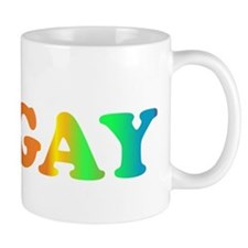 im not gay4 Small Mugs