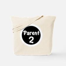 Parent 2 White Tote Bag
