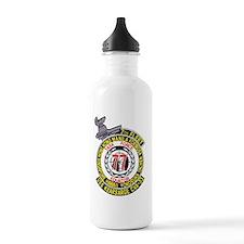 CVA-14 USS TICONDEROGA Water Bottle