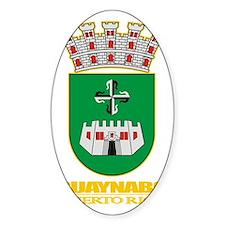 Guaynabo COA Decal
