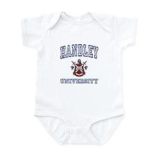 HANDLEY University Infant Bodysuit