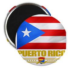 Puerto Rico (Flag 10) Magnet
