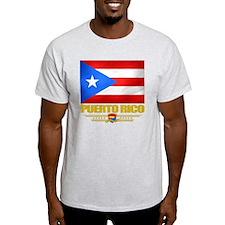 Puerto Rico (Flag 10) T-Shirt