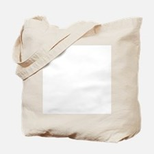 White Tile Tote Bag