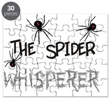 The spider whisperer Puzzle