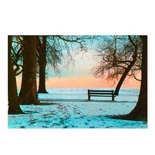 Chicago In Winter Postcards (Package of 8)