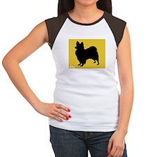 Papillon iPet Women's Cap Sleeve T-Shirt