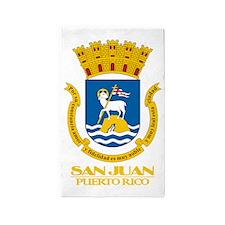 San Juan COA 3'x5' Area Rug