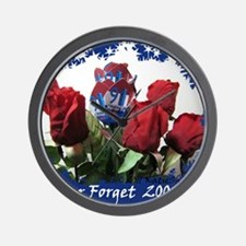 Never Forget  2001-2011    Wall Clock