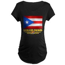 Puerto Rico (La Isla Del Ec T-Shirt