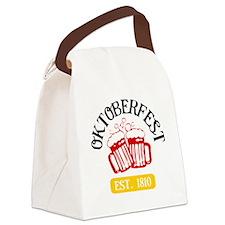 oktFest1B Canvas Lunch Bag