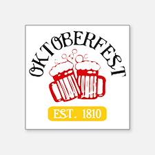 "oktFest1B Square Sticker 3"" x 3"""