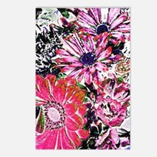 Flora Postcards (Package of 8)