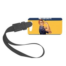 we-can-do-it-rosie_10-333x18h Luggage Tag