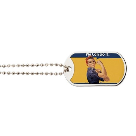 we-can-do-it-rosie_10-833x18h Dog Tags