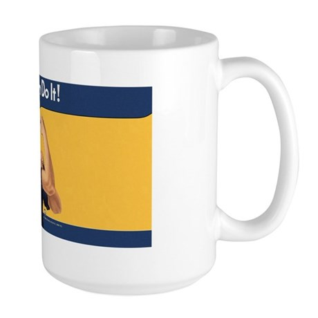 we-can-do-it-rosie_9-5x18h Large Mug