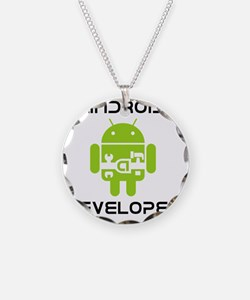 android-developer Necklace