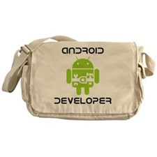android-developer Messenger Bag