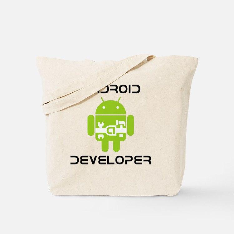 android-developer Tote Bag