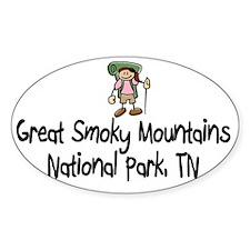 SmokyMtns-TN-Grl Decal