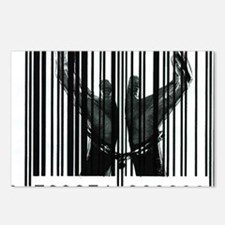 barcode23x35 Postcards (Package of 8)
