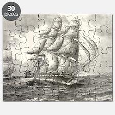 14.7x9.67_laptopSkin_USSconstitution Puzzle