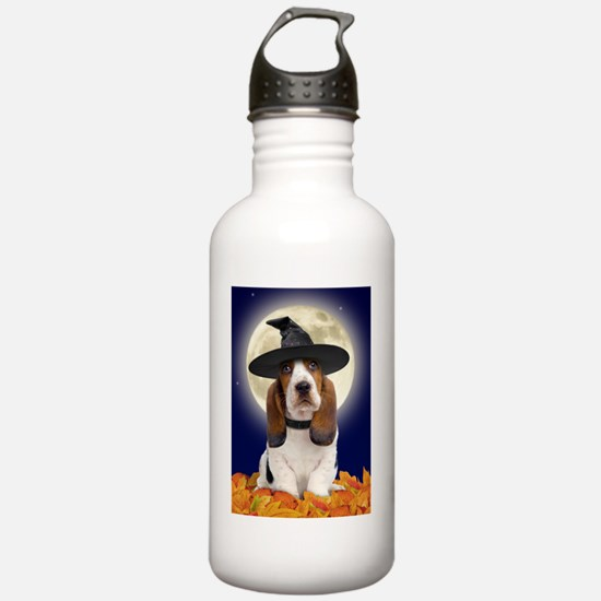 basshall_tote Water Bottle