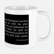 intelligience2 Small Small Mug