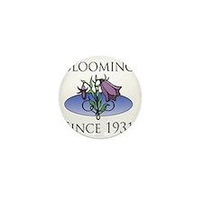 Floral1931 Mini Button