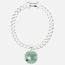 Show More Glass Charm Bracelet, One Charm