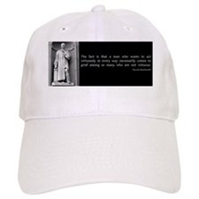 virutious2 Baseball Cap