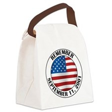 11 septB Canvas Lunch Bag