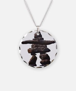 inukshuk real png Necklace