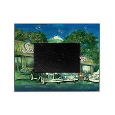 sullys_diner_scan_horizontal_200dpi Picture Frame