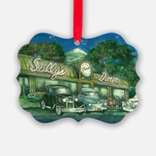 sullys_diner_scan_horizontal_200d Ornament