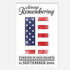 911SeptEline01 Postcards (Package of 8)