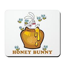Honey Bunny Mousepad