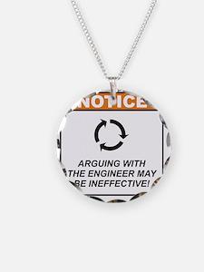 Engineer_Notice_Argue_RK2011 Necklace