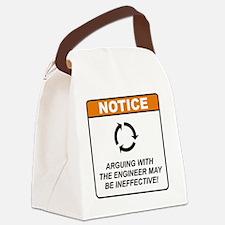 Engineer_Notice_Argue_RK2011_10x1 Canvas Lunch Bag