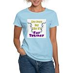 Fat Tuesday Women's Light T-Shirt