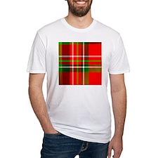 Christmas Tartan Pattern Shirt