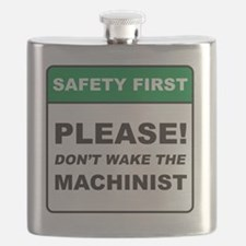 Machinist_Dont_Wake_RK2011_10x10 Flask
